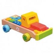 Resigilat - Camion Cu Cuburi - Bino-Mertens