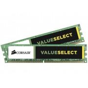 Corsair PC-werkgeheugen kit Value Select CMV8GX3M2A1600C11 8 GB 2 x 4 GB DDR3-RAM 1600 MHz CL11 11-11-30