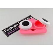 Auva Vision Suport pentru lentilele de contact pasare Pink Bird