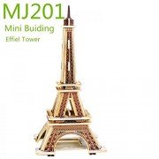 Funwood Games / Robotime 3D Do IT Yourself Eiffel Tower Puzzle