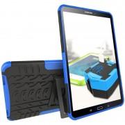 Capa Anti-Derrapante para Samsung Galaxy Tab A 10.1 (2016) T580, T585 - Preto / Azul