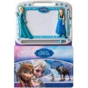 Disney Regatul de gheata - Contine tablita magnetica