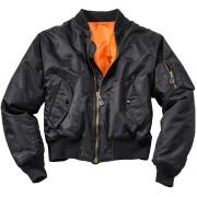 Surplus MA1 Jacket Black M