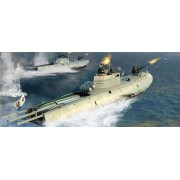 MERIT - 1:35 Soviet Navy G-5 Class Motor Torpedo Boat - Model Kit