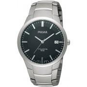 Pulsar Titanium Ps9013X1 - Horloge - 37 mm - Zilverkleurig