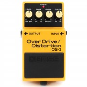 Boss OS-2 Overdrive / Distorsión