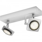 LED stropni reflektor 8 W topla bijela Philips Lighting Millenium 531924816 krom (mat)