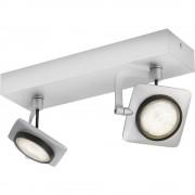 LED stropni reflektor 8 W topla bijela Philips Lighting Millenium 531924816 krom (mat)