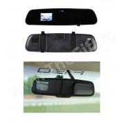 Oglinda retrovizoare HD cu camera