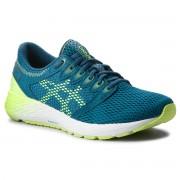Обувки ASICS - RoadHawk FF 2 1011A136 Deep Aqua/Flash Yellow 401