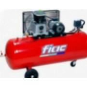Compresor FIAC AB 200-410 MC 3 CP 410 l/min rezervor 200l made in Italy