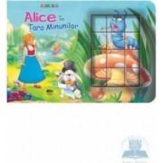 Cubopuzzle - Alice in tara minunilor