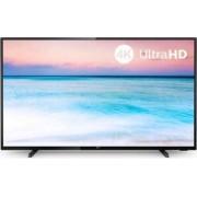 Televizor LED 126 cm Philips 50pus6504 4K Ultra HD Smart TV