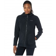 Columbia Canyon Pointtrade Hooded Sherpa Full Zip Black