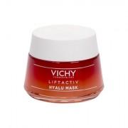 Vichy Liftactiv Hyalu Mask maschera per il viso per tutti i tipi di pelle 50 ml donna scatola danneggiata
