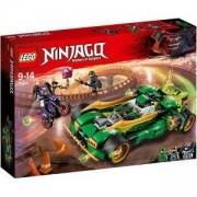 Конструктор ЛЕГО НИНДЖАГО - Нинджа в нощта, LEGO NINJAGO Movie, 70641
