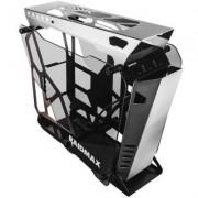 Кутия за компютър chassis x08 tower, atx, 7 slots, 1 x 3.5 h.d., 2x 2.5'h.d,2x 3.5'or 2.5'h.d. 2 x hd audio / 2 x usb3.0, psu optional,