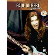 Alfred Music Paul Gilbert - Intense Rock II Book and CD