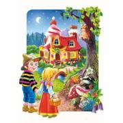 Puzzle Castorland - Hansel And Gretel, 20 piese XXL (2153)