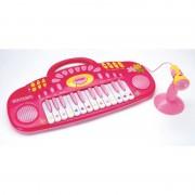 Orga electronica cu 24 clape si microfon IGirl Bontempi