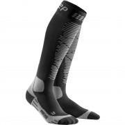 CEP Women Ski Socks Merino black/anthracite