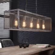LUMZ Industriele hanglamp raster 5L
