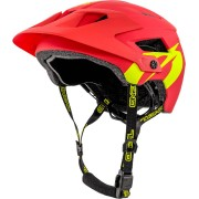 Oneal O´Neal Defender 2.0 Solid Casco Rojo L/XL