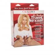 Poupée Gonflable Femme Trans Gia Darling