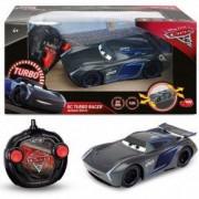 Masinuta Cars RC Turbo Racer Jackson Storm cu telecomanda