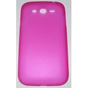 PC кейс мек матиран за Samsung I9082 Galaxy Grand Розов