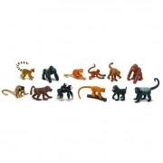 Padurea ecuatoriala - Safari Toob - Set 12 figurine