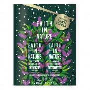 Faith in Nature – Levendula – Geránium Hajápolási Csomag (2x400ml)