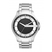 AX Armani Exchange Mens Stainless Steel Black Bracelet Watch 46mm NO COLOR