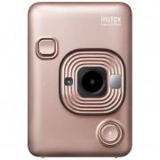 Fujifilm Instax Mini LiPlay Cámara Instantánea Rosa Dorado
