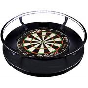 Winmau blade 5 met Dartbord Verlichting en Rubberen Surround Ring