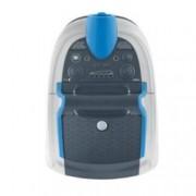 Прахосмукачка ZELMER ZVC762SP, с торба, 1700W, EPA E10 перящ филтрираща ефективност, син