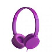 Слушалки Energy Colors Grape, микрофон, лилави