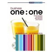 OXFORD Business One : One Pre-intermediate Student´s Book + MultiRom Pack - John Bradley