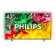 PHILIPS UHD TV 43PUS6703/12 - AMBILIGHT