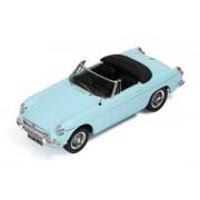 MG B Cabriolet L 1964 Azul claro