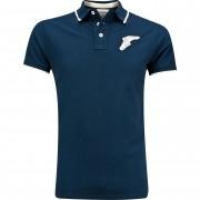 Goodyear T-Shirt Goodyear Poloshirt Fairborn blau L blau