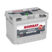 Acumulator ROMBAT Premier 60AH 580A