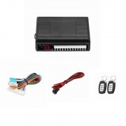 Meco Universal Car Alarm Systems 12V Auto Remote Central Door Locking Vehicle Keyless Entry System Kit