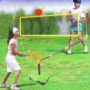 Set badminton si tenis pentru copii