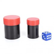 Tradico® 1 Talking Dice Telescope Binoculars Magic Toys Listen Dice Box-Magic Props Bv