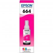 Botella Tinta EPSON T664 L310 L380 L375 L395 L575 L1300 Magenta T664320-AL