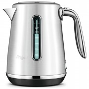 Sage BKE735BSS The Soft Top Luxe 1.7L Kettle - Brushed Steel