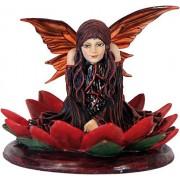 Tündér tavirózsában, Lilith szobor