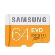 Samsung MicroSDXC 64GB EVO Memory Card - Samsung Micro SD