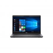 Laptop Dell Latitude 5400 14 inch FHD Intel Core i5-8250U 8GB DDR4 256GB SSD FPR Windows 10 Pro 3Yr NBD Black
